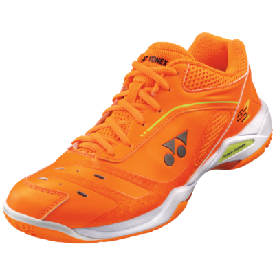 Yonex Mens Power Cushion 65 Z Badminton Shoes - Bright Orange