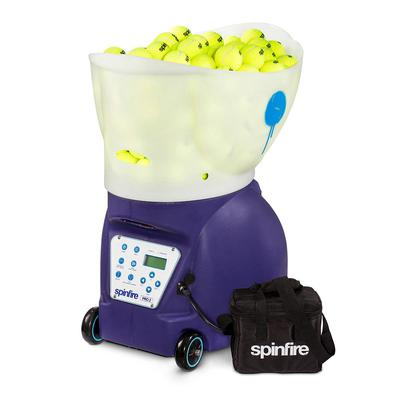 Spinfire Pro 2 Battery Powered Tennis Ball Machine (with Multi-Function Remote)