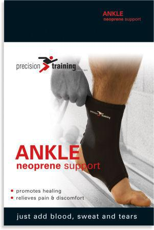 Precision Training Neoprene Ankle Support