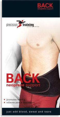 Precision Training Neoprene Back Support