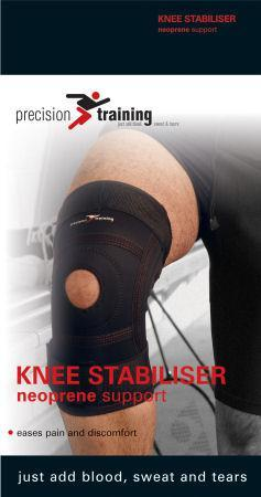 Precision Training Neoprene Knee Stabilizer