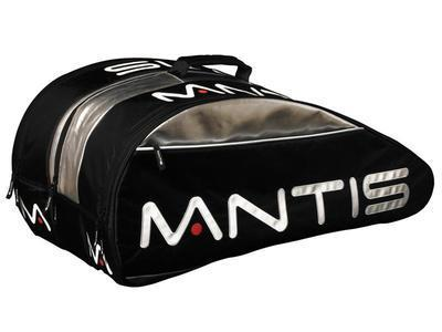 Mantis 12 Racket Thermo Bag - Black/Silver
