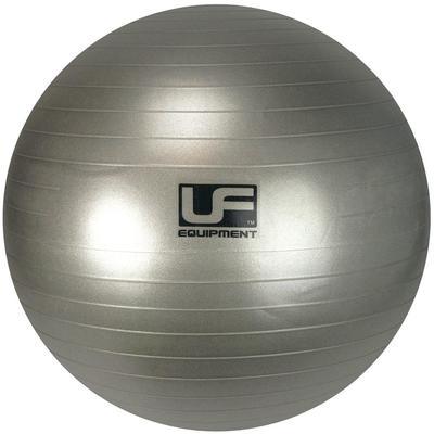 Urban Fitness Burst Resistance Gym Ball - Silver