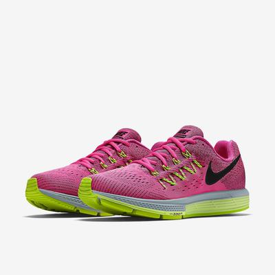 0b5d71195d0d ... usa nike womens air zoom vomero 10 running shoes pink pow f07f3 e58b2