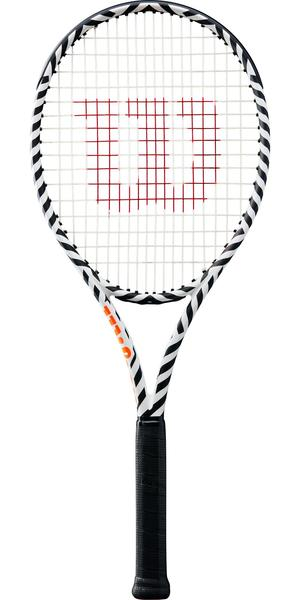 Wilson Burn 100LS Bold Edition Tennis Racket [Frame Only]