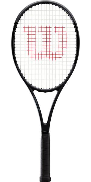 Wilson Pro Staff 97L Tennis Racket - Black [Frame Only]