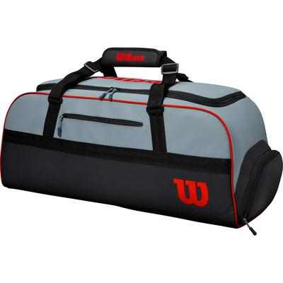 Wilson Clash Large Duffel Racket Bag - Grey
