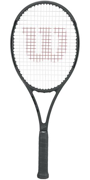 Wilson Pro Staff RF97 Autograph Tennis Racket - Black [Frame Only]