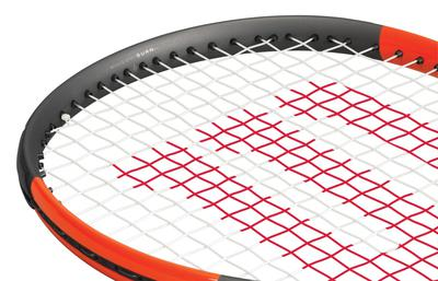 Wilson Burn 100S Countervail Tennis Racket [Frame Only]