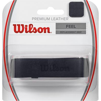Wilson Premium Leather Replacement Grip - Black