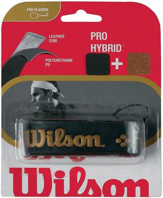 Wilson Pro Hybrid Replacement Grips - White