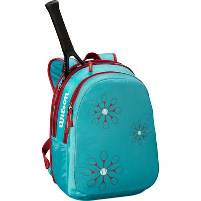 Wilson Junior Backpack - Blue/Pink