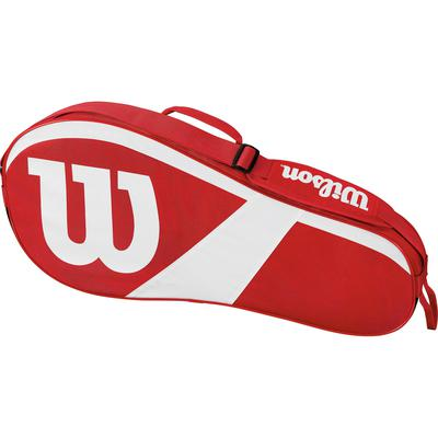 Wilson Match III 6 Pack Bag - Red