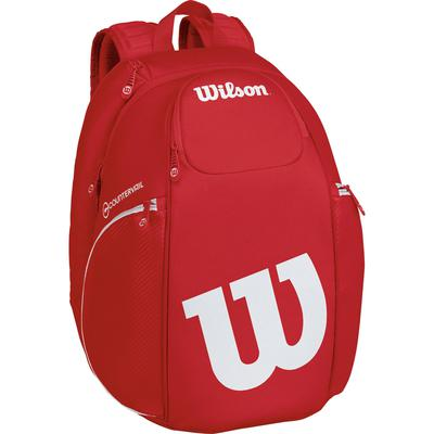 Wilson Pro Staff Backpack - Red