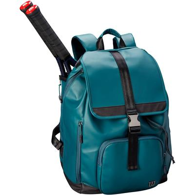 Wilson Womens Fold Over Backpack - Green