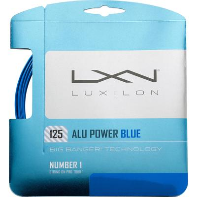 Luxilon Big Banger Alu Power 1.25mm Limited Edition Tennis String Set - Choose Colour