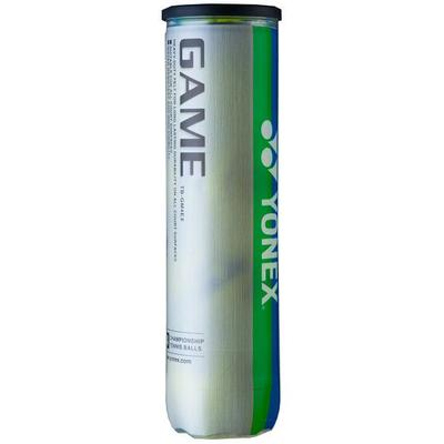 Yonex Game Tennis Balls (4 Ball Can)