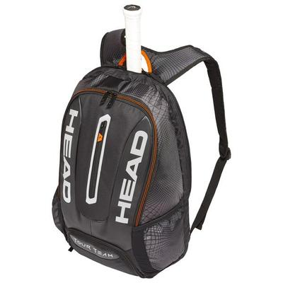 Head Tour Team Backpack - Black/Silver