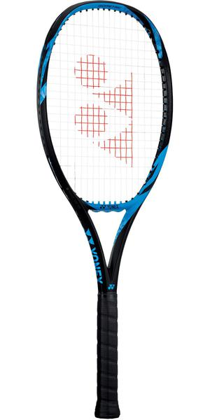 Yonex EZONE 100 G (300g) Tennis Racket - Bright Blue [Frame Only]