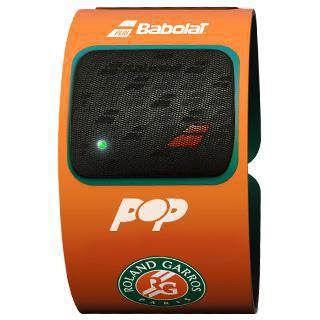 Babolat POP French Open Tennis Sensor Wristband