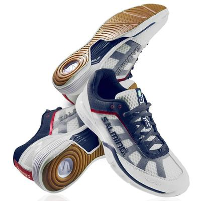 Salming Mens Viper 2.0 Indoor Court Shoes - White