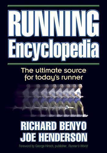 Running Encyclopedia - Paperback Book