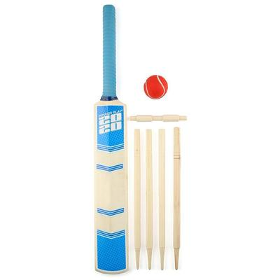 Powerplay 2020 Deluxe Size 3 Cricket Set