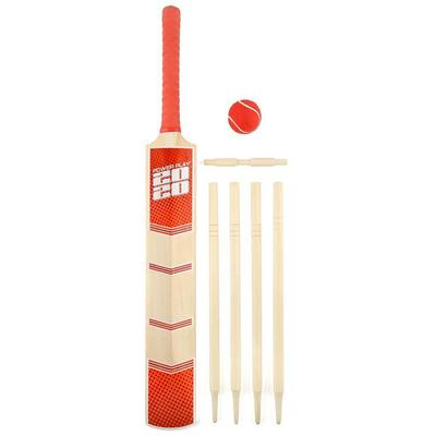Powerplay 2020 Deluxe Size 5 Cricket Set