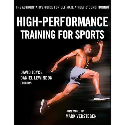 High-Performance Training for Sports - Paperback Book