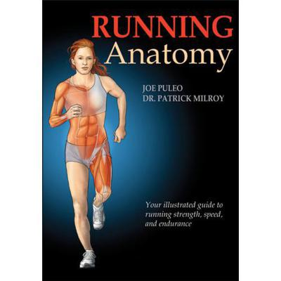 Running Anatomy - Paperback Book