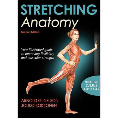 Stretching Anatomy (2nd Edition) - Paperback Book
