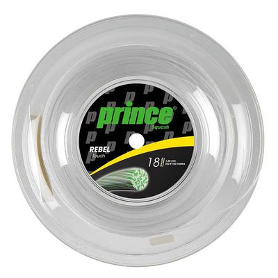 Prince Rebel Touch 18 100m Squash String Reel - Clear