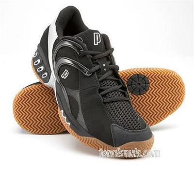 Prince Mens MV4 Indoor Squash Shoes - Black