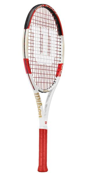 Wilson Pro Staff 26 BLX (Graphite) Junior Tennis Racket ...