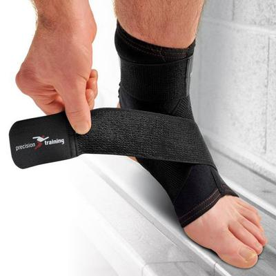 Precision Training Neoprene Ankle Support with strap