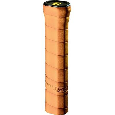 Gamma Leather Replacement Grip - Brown