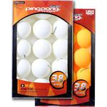 Ping-Pong 1 Star Table Tennis Balls - Pack of 38