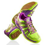 Salming Womens Race R5 3.0 Indoor Court Shoes - Yellow