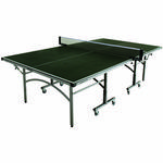 Butterfly Easifold 12mm Outdoor Table Tennis Table - Green