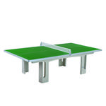 Butterfly Park Polymer Concrete 45mm Outdoor Table Tennis Table - Green