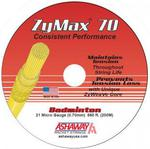 Ashaway Zymax 62 Badminton Strings 10m Sets  (Various Colours)