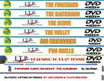 MCTA 9 Disc Tennis Coaching DVD Collection