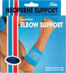 Shine Neoprene Elbow Support - Blue