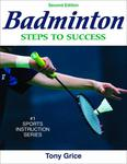 Badminton Instruction Book - Steps to Success