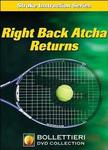 Nick Bollittieri DVD - Right Back Atcha Returns
