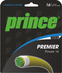 Prince Premier Power 16/17/18 Tennis String Set - Natural