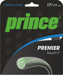 Prince Premier Touch 16/17 Tennis Strings - Sets (Clear)