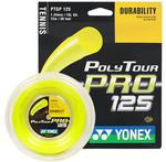 Yonex Poly Tour Pro 125 Tennis String Set - Flash Yellow