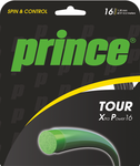 Prince Tour Xtra Power 16/17 Tennis Strings - Sets (Black/Red/Green)
