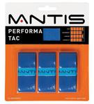 Mantis Performa Tac: Pack of 3 Overgrips (Blue)
